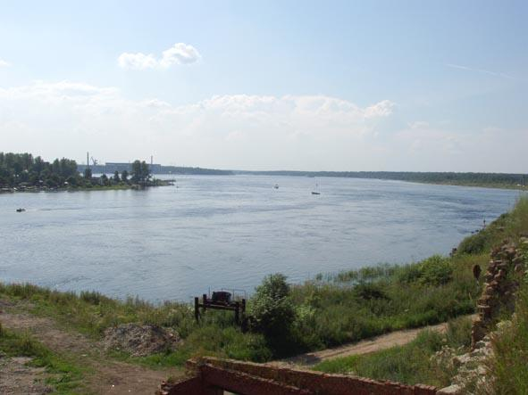 Upper part of the River Neva