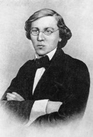 N.G. Chernyshevsky. Photograph of 1859