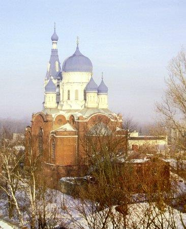Gatchina. The Cathedral of the Itercession of the Mother of God