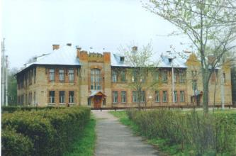 The building of the Kingisepp Local History Museum