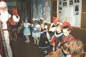 Gatchina children art school. Festival of the preschool department