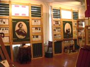 Exhibition of the Sablino local history museum