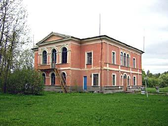 Country estate of I.V. Lokhvitsky  near Galichno Village