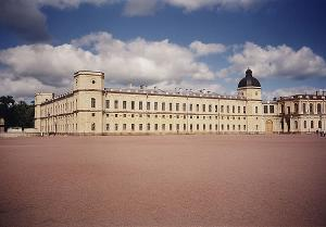 Gatchina Palace. Kitchen building