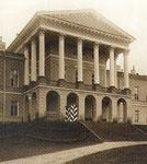 Ropsha Palace. Photograph of the early 20th cent.