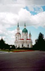 The Cathedral of St. Catherine the great Martyr  in Kingisepp Town