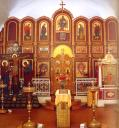Iconostasis of the Church of St. Catherine the Great Martyr