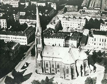 The Vyborg Cathedral. Photograph before 1940