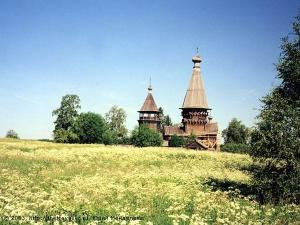 The Church of the Nativity of the Mother of  God in Gimreka Village