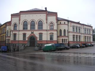 The Finnish girl school (architect J.Y. Arenberg, 1906)